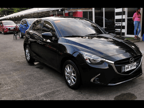 Selling 2018 Mazda 2 Hatchback Automatic Gasoline at 5144 km