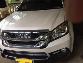 2015 Isuzu Mu-X for sale in Quezon City