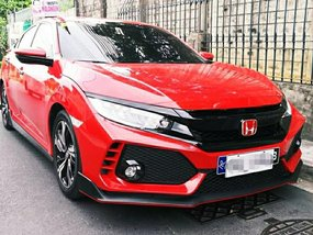 Second-hand Honda Civic 2017 for sale in Angeles