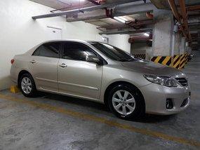 2012 Toyota Altis 1.6G A/T
