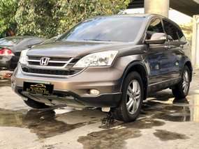 2010 Honda CRV 4x4 Automatic Gas