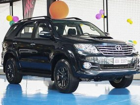 Toyota Fortuner 2015 Automatic Diesel for sale