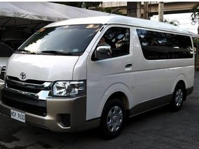 2018 Toyota Hiace for sale in Pasig