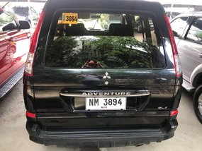 2016 Mitsubishi Adventure for sale in Pasig