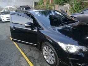 Selling Black Honda Civic 2011 at 90000 km