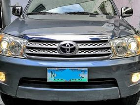Toyota Fortuner 2010 for sale in Manila