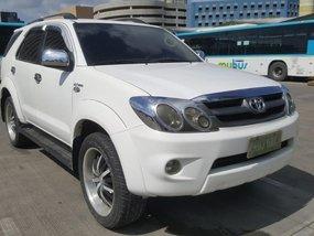 Toyota Fortuner 2007 for sale in Cebu City