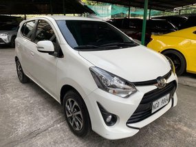 Second-hand Toyota Wigo 2017 for sale in Quezon City