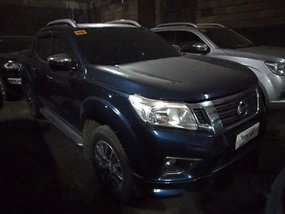 Selling Blue Nissan Navara 2019 in Quezon City
