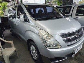 Selling Silver Hyundai Grand starex 2008 in Quezon City