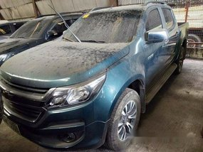 Sell Blue 2017 Chevrolet Colorado at 22000 km