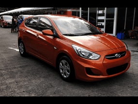 Selling  Hyundai Accent 2016 Hatchback