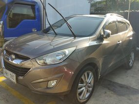 2010 Hyundai Tucson for sale in Quezon City