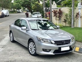 2014 Honda Accord for sale in Manila