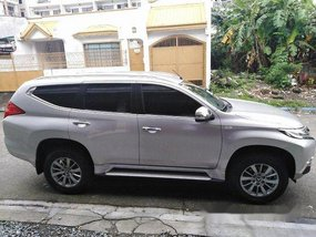 Selling Mitsubishi Montero Sport 2017 at 11805 km