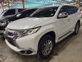 Selling White Mitsubishi Montero sport 2016 in Quezon City