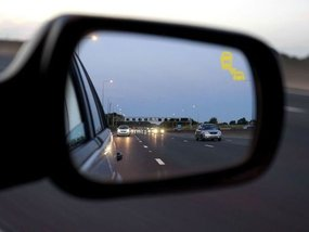 Blind spot detection and warning system: Better to know!