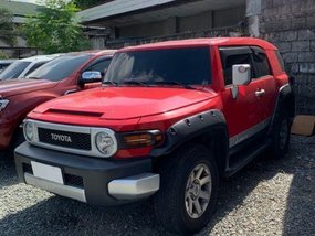 2015 Toyota Fj Cruiser for sale in Quezon City