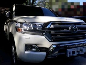 2017 Toyota Land Cruiser for sale in Manila