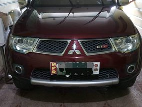Selling 2nd Hand Mitsubishi Montero Sport GTV 2012 in Bacoor