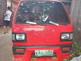 Sell Used 2013 Suzuki Multi-Cab Van in Caloocan
