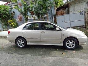 2004 Toyota Corolla Altis for sale in Antipolo