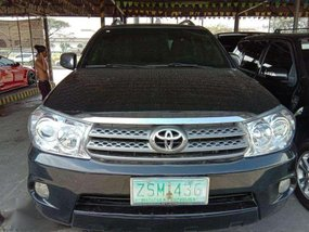 2010 Toyota Fortuner for sale in Quezon City