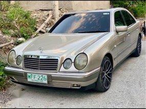 1998 Mercedes-Benz E-Class for sale in Las Pinas
