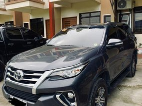 Toyota Fortuner 2016 for sale in Quezon City