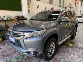 2017 Mitsubishi Montero Sport for sale in Quezon City