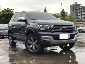 2016 Ford Everest for sale in General Salipada K. Pendatun