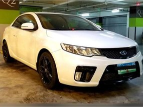 Selling 2012 Kia Forte Coupe in Manila
