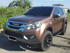 2016 Isuzu Mu-X for sale in Marilao