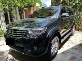2013 Toyota Fortuner for sale in Muntinlupa