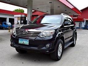 2013 Toyota Fortuner for sale in Lemery
