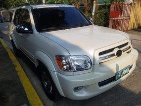 2007 Toyota Sequoia for sale in Quezon City