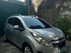 2012 Chevrolet Spark for sale in Quezon City