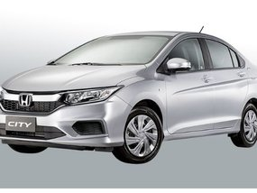 The 2020 Honda City 1.5 S: It's cheaper than the manual variant!