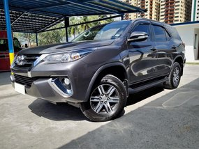 2016 Toyota Fortuner G 4x2 diesel automatic