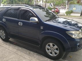 2nd Hand 2007 Toyota Fortuner Automaticfor sale