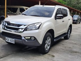 2016 Isuzu Mu-X at 22000 km for sale