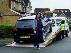 Your car is getting repossessed – What do you do?
