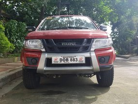 2017 Isuzu Crosswind Sportivo Diesel AT