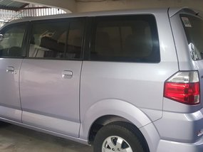 Selling 2nd Hand Suzuki Apv 2010 in Las Pinas