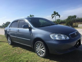 Selling Used Toyota Altis 2004 Sedan at 145000 km