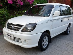 Sell White 2016 Mitsubishi Adventure GLX in Quezon City