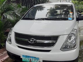 White 2013 Hyundai Grand Starex at 45000 km for sale