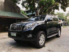 Black Toyota Land cruiser prado 2011 for sale in Pasig