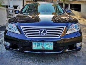 Selling Black Lexus Ls 460 2012 Automatic Gasoline