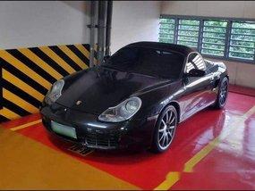 Black Porsche Boxster 2003 for sale in Pasig